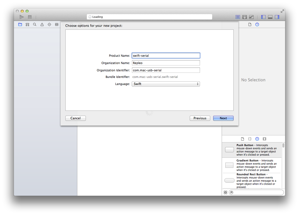 Serial Port Programming in Swift for MacOS — Mac USB Serial 1 0 0